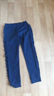 Ted Baker Girls Navy Tracksuit Bottom Only Age