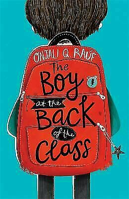 The Boy At the Back of the Class, Onjali Rauf, New Book