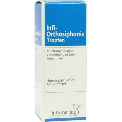 Infi Orthosiphonis Gouttes 50 ML PZN6870156