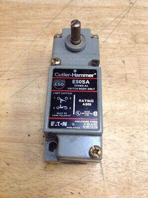 Cutler-Hammer E50SA Series A2 Limit Switch