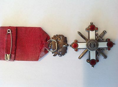 A Scarce Latvian Order of Vesthardus (AKA Order of Viesturs)