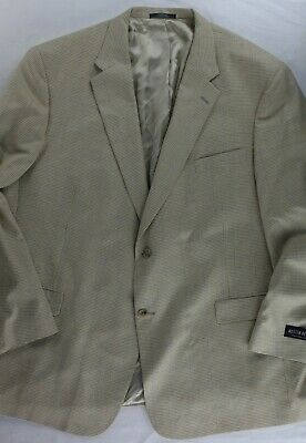 Dillards Austin Reed Check Windowpane Made In Usa Blazer Sport Coat 52r Nwt New 99 90 Picclick