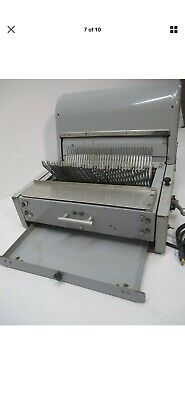 USED Silver Countertop Commercial Bread Slicer