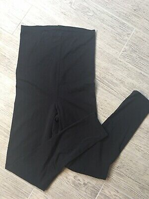 Theory Women's Black Stretch High Waist Legging size p inseam 25""