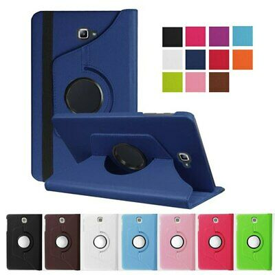 """360 Rotation Leather Stand Case Cover For Samsung Galaxy Tab A T580-T585 10.1"""""""