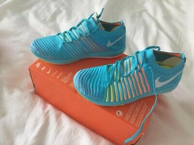 Girls Nike Fly Knit Trainers Size 2.5
