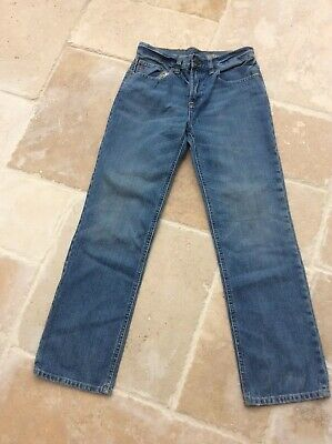 "Ralph Lauren Boys jeans 14 years waist 28"" leg 27.25"""