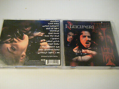 I Luciferi by Danzig (CD, May-2002, Spitfire Records (USA))