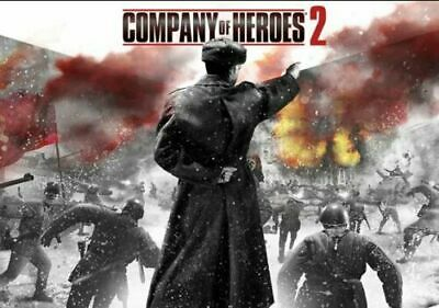 Company of Heroes 2 [PC] Steam Download Key - FAST DELIVERY