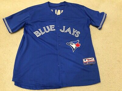 Toronto Blue Jays Donaldson Majestic Authentic Jersey Size Mens Small