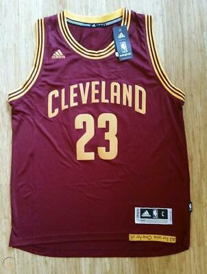 NBA Cleveland Cavaliers LeBron James Swingman Jersey No23  RED