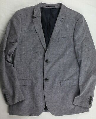 Topman Sport Coat Blazer Light Gray 44R NWOT New without tags