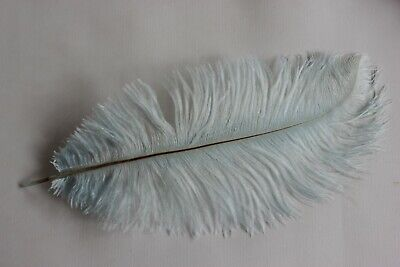 """One rose pink first grade selected drabs ostrich feather 270-320 mm 11-13/"""""""