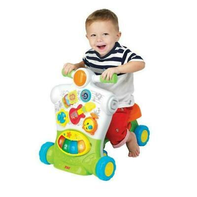 3-In-1 Musical Ride On Walker - Little Learner Free Shipping!