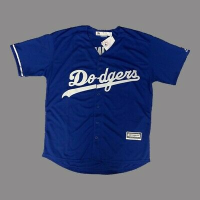 NEW  Los Angeles Dodgers Cody Bellinger #35 Blue Jersey  Size L