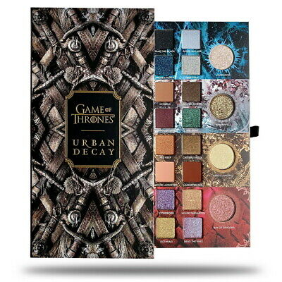 Urban Decay Game Of Thrones Eyeshadow Palette - New in Box