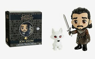 Funko 5 Star: Game of Thrones™ - Jon Snow Vinyl Figure #37773