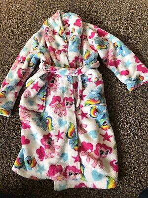 My Little Pony Age 8 Dressing Gown