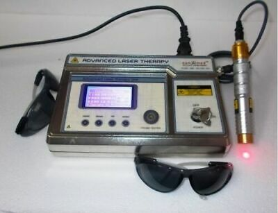 New Physiotherapy COMPUTERISED LASER THERAPY Semiconductor Machine HJN@