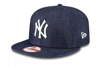 new era 9fifty snapback. Denim Basic New York Yankees. Navy