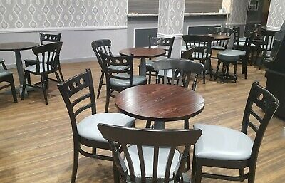 Refurbished commercial grade chair.  Suit pub, restaurant etc.