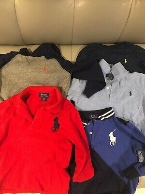 Ralph Lauren Polo Boys Clothing Bundle Aged 3T