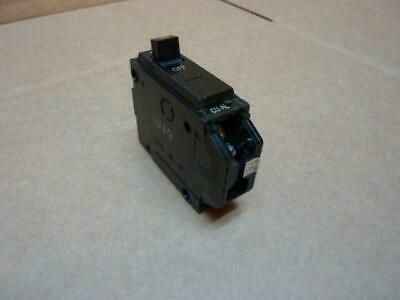 NEW GENERAL ELECTRIC CIRCUIT BREAKER TQL130 30A 30 A AMP 1 POLE 120V