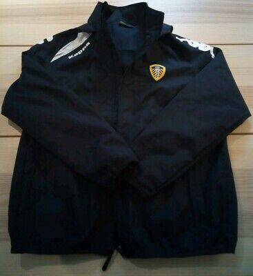 Leeds United Kappa Jacket