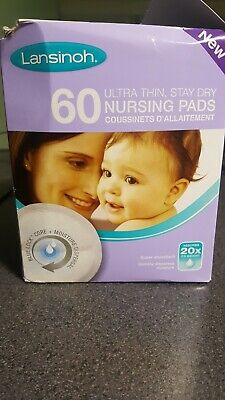 Lansino Nursing Pads  50 Pieces New