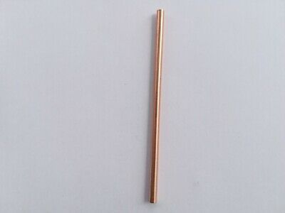 High Purity Zn 99.95/% Zinc Rods Solid Round Bar 16x300mm Anode Electroplating UK
