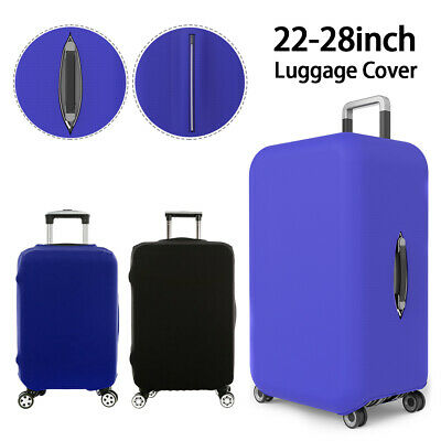 S M L XL Luggage Suitcase Cover Protector Travel Elastic Scratch Dustproof Bags