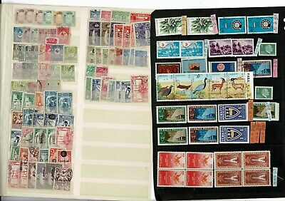 E393 Turkey collection from early hinged on 16sides + Postal History covers x24