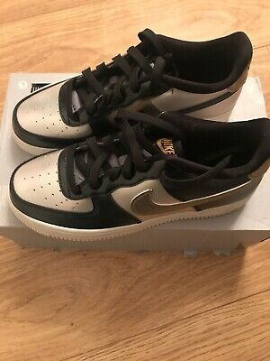 Nike Force 1 LV8 (GS) Trainers, Size UK 5 Junior, Brand New, 849345 003