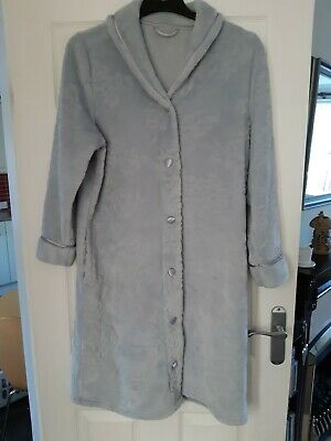 M&S Ladies Dressing Gown Size 12 - 14