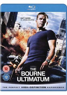 Blu-Ray EL ULTIMATUM DE BOURNE (MATT DAMON)