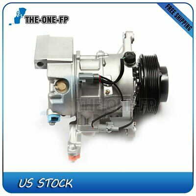 New A//C Compressor/&Clutch CO 10571C 2001-2005 For 2002 2003  Lexus IS300 3.0L