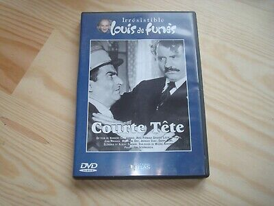 "DVD :  COURTE TETE   "" Collection Louis De Funes ''"