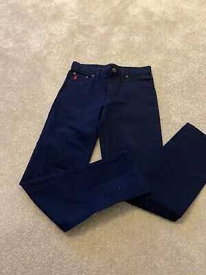 Boys Genuine POLO Ralph Lauren chino style trousers,age 7