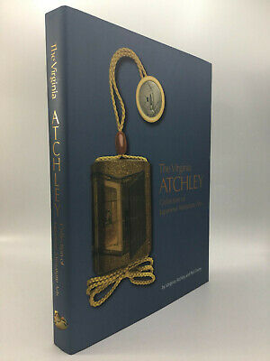VIRGINIA ATCHLEY COLLECTION OF JAPANESE MINIATURE ARTS - 1st ed. SCARCE NETSUKE