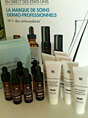 SkinCeuticals ADVANCED PIGMENT CORRECTOR 15ml + DISCOLORATION DEFENSE SERUM 30ml
