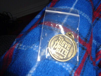 Steve Perry Rare Limited Edition Quality Bronze Keychain Traces 2018 Journey NEW