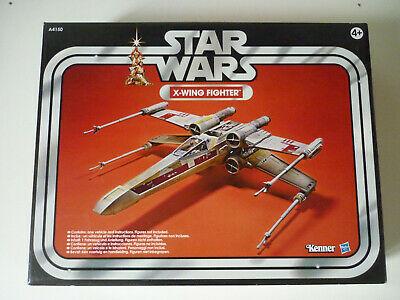 Luke Skywalker/'s x-wing Red 5 Star Wars die cast Titanium 2009 Hasbro Neuf Scellé