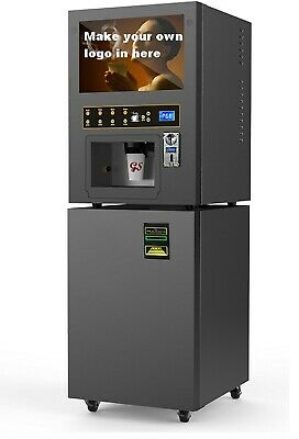 Coin / Note operated automatic drink dispenser Vending coffee machine M (GTS204)