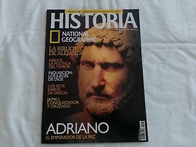 National Geographic Historia Nº 17 * Adriano