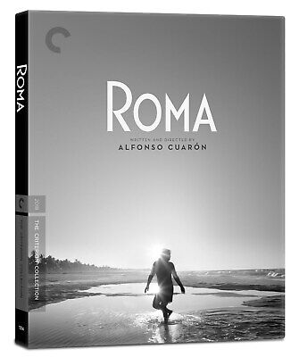 Roma (Criterion Collection) [Blu-ray]
