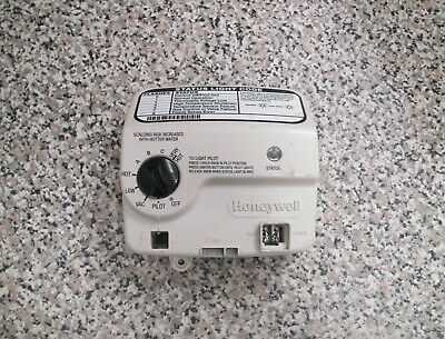 Honeywell WV8840B1110 321166-000 Water Heater Thermostat Control Circuit Board