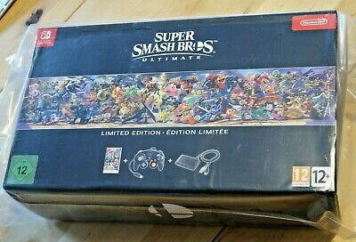 Super Smash Bros Ultimate - Limited Edition (Nintendo Switch)