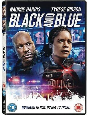 Black and Blue [DVD] RELEASED 02/03/2020