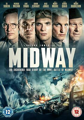 Midway [DVD] RELEASED 09/03/2020