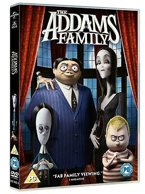 The Addams Family [DVD] RELEASED 02/03/2020